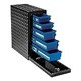 UWS DS-22-BLK Black 22' Drawer Slide Box