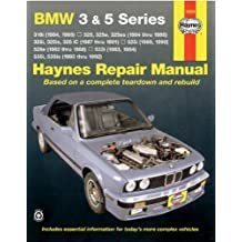 BMW 3 and 5 Series 1982-1992