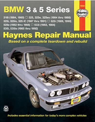 download bmw 3 and 5 series service and repair manual by dan hope rh camperkopenmeppel nl
