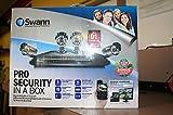 SWANN PRO SECURITY IN A BOX 4 CAMERAS/500GB DVR SW-HomeDVR8