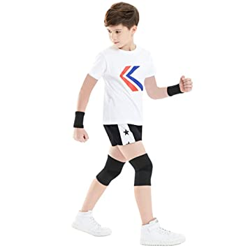 Amazon.com: LTLT A - Rodilleras deportivas para niños ...