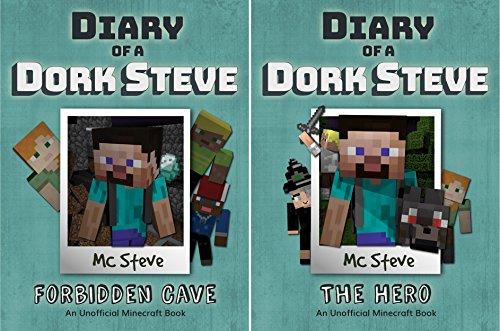 Diary of a Minecraft Dork Steve (2 Book Series)
