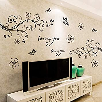 Amazon Com Fefre 3d Wall On Living Room Tv Background Wall Decor