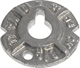 The Hillman Group 811077 1/2-Inch Malleable Washer, 5-Pound