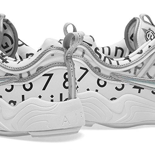 Nike Mens Air Zoom Spiridon 16 Gpx Wit / Meerkleurig Leer