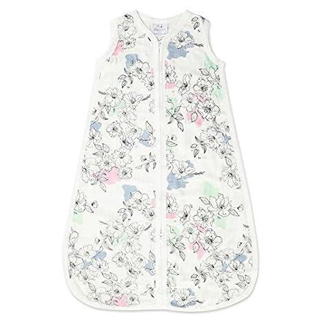 Saco de dormir Silky Soft (XL) para bebés, de aden + anais: Amazon.es: Bebé
