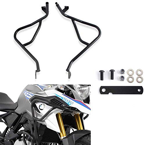 XX eCommerce Motorcycle Motorbike Steel Upper Front Engine Crash bar Frame Protector Guard for 2017-2018 BMW G310GS G 310 GS 2017 2018
