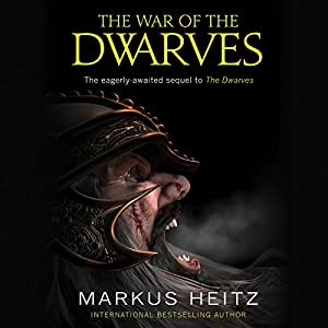 The War of the Dwarves Audiobook