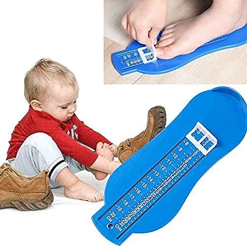 JPYH 2 PCS Regla de medici/ón de la longitud del pie del beb/é,Dispositivo de medici/ón de pie para ni/ños,comprar un dispositivo de medici/ón de zapatos,la regla mide la longitud de la suela del ni/ño