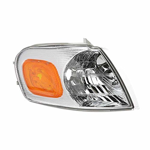 NEW PASSENGER SIDE TURN SIGNAL LIGHT FITS PONTIAC MONTANA 1999-04 2005 15130499 GM2521155 (Montana Signal Turn)
