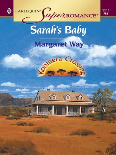 Sarahs Baby Kindle Edition By Margaret Way Literature Fiction