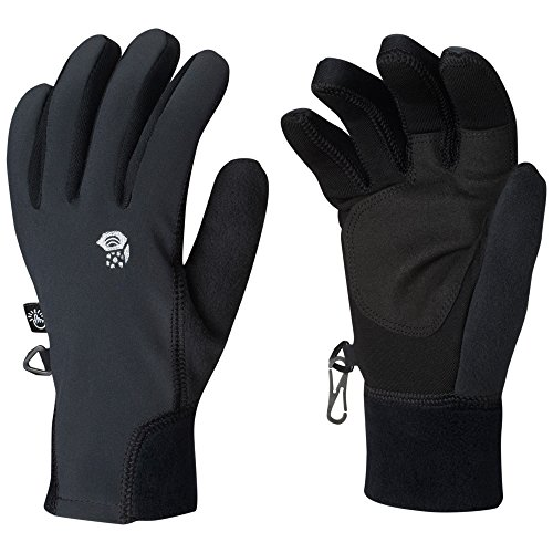 Mountain Hardwear Desna Stimulus Glove - Women's Black Small