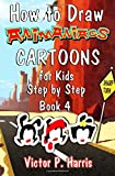 How to Draw Animaniacs Cartoons for Kids Step by Step Book 4: Cartooning for Kids and Beginners (How to Draw 90s Cartoons) (Volume 4)