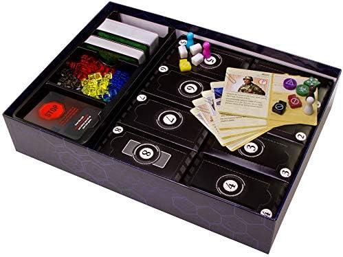 Z-Man Games Pandemic Legacy Red Board Game: Amazon.es: Juguetes y juegos
