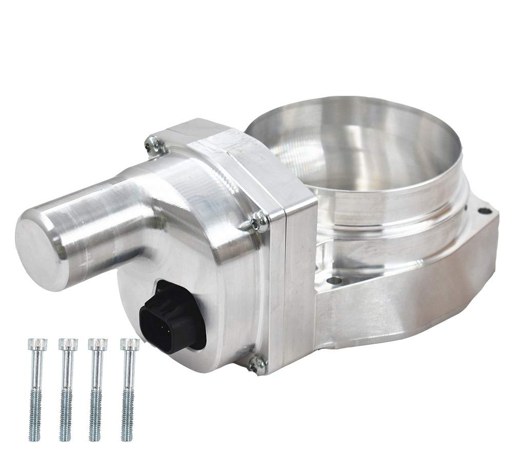 labwork-parts SD102MMELB 102MM Drive by Wire Electronic Throttle Body for LS2 LS3 LS6 LS9 LS7