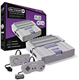 Hyperkin RetroN 2 Gaming Console for SNES/ NES (Gray)