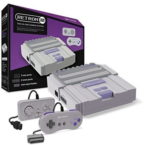 Hyperkin RetroN 2 Gaming Console for SNES/ NES - Memory Controller Card Xbox