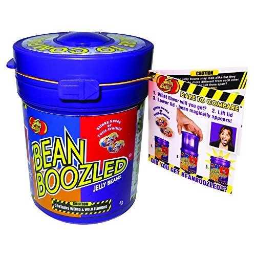 Jelly Belly Bean Boozled 3.5oz Dispenser Game (2 PACK)
