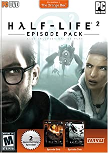 Half-Life 2: Episode Pack - PC: Video Games - Amazon com