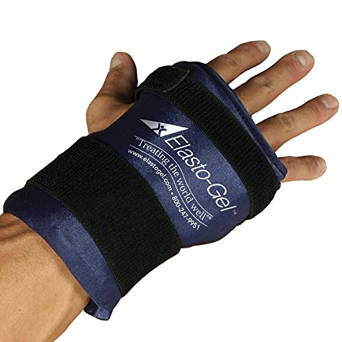 Elasto-Gel Hot & Cold Wrist Wrap (can also be used on elbow) by Southwest - South West Mall
