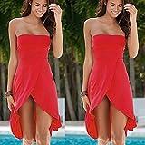 Usstore-Women-Sexy-Summer-Stapless-Evening-Party-Beach-Dresses