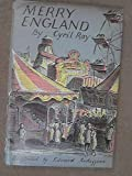 img - for Merry England book / textbook / text book