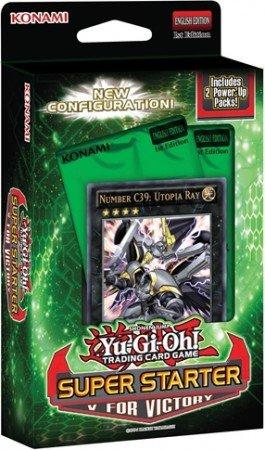 Yugioh Super Starter: V for Victory Deck by Cardfight Vanguard