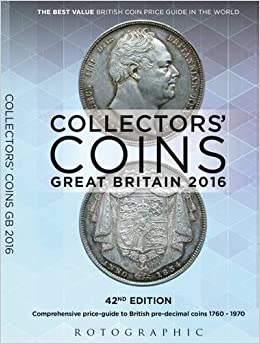 Book Collectors' Coins: Great Britain 2016: British Pre-Decimal Coins 1760 - 1970