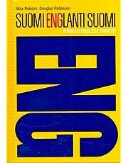 Finnish-English & English-Finnish Pocket Dictionary