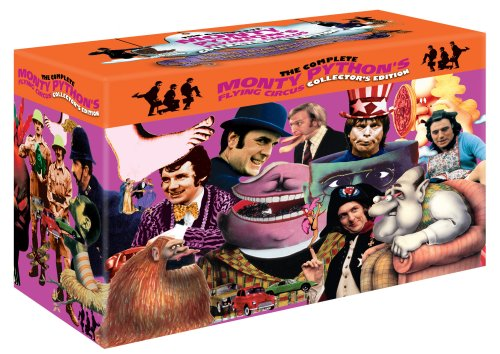 The Complete Monty Python's Flying Circus Collector's Edition Megaset by A&E HOME VIDEO