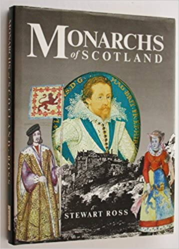 Monarchs of Scotland