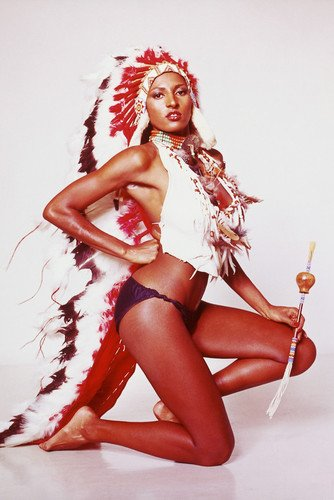 pam-grier-indian-sexy-semi-nude-24x36-poster
