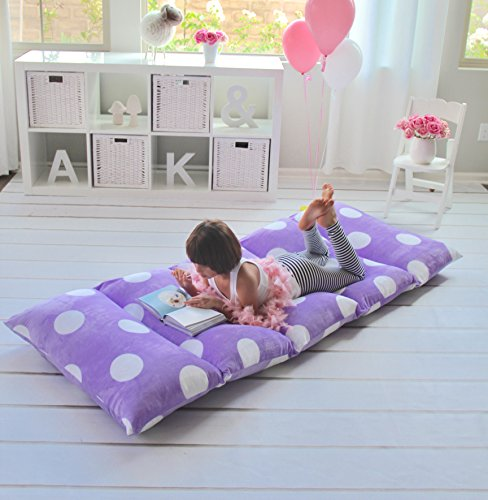 Girl\'s Floor Lounger Seats Cover and Pillow Cover - Made of Super ...