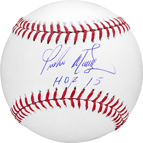 Pedro Martinez Boston Red Sox Autographed Baseball with
