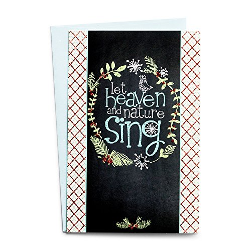 Christmas Boxed Cards - Let Heaven and Nature Sing