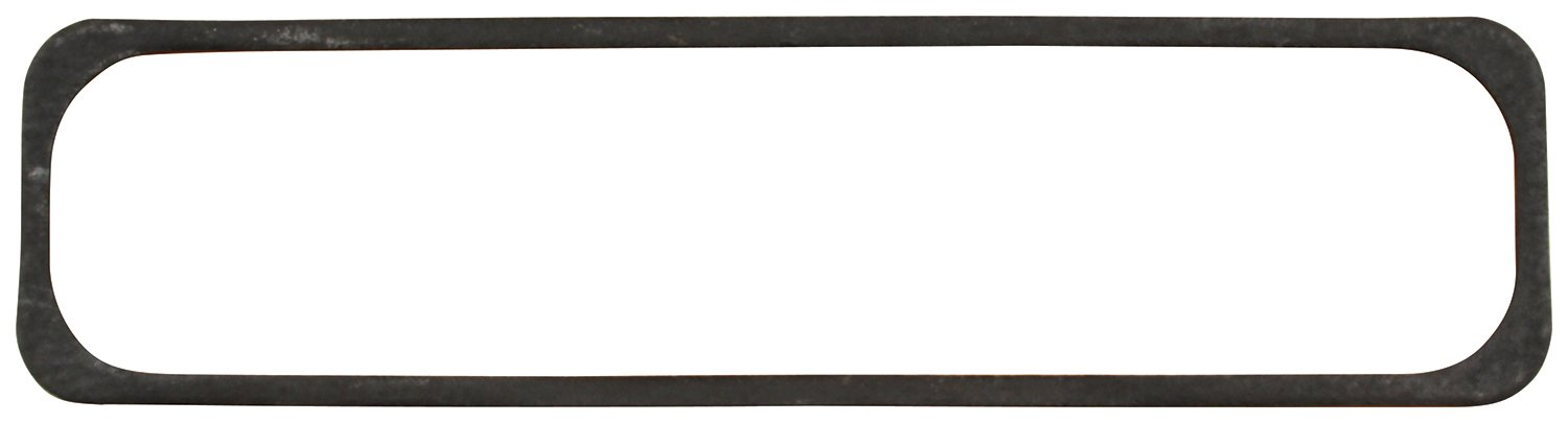 Allstar ALL87216 3/16'' Thick Black Coated Valve Cover Gasket - Pair