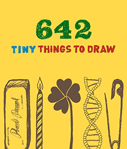 642 tiny things to draw journal - 2