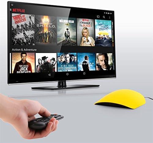 ZIDOO X1 II Smart TV Caja de Tv Tv Box Reproductor Rockchip 3229 Quad Core H.265 KODI 1G/8G: Amazon.es: Hogar