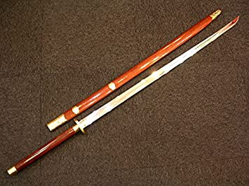 Amazon | 中国武術 伝統武器 苗...