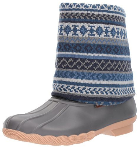 Muk Luks Mujeres Sydney RainBotas Rain Shoe Blue