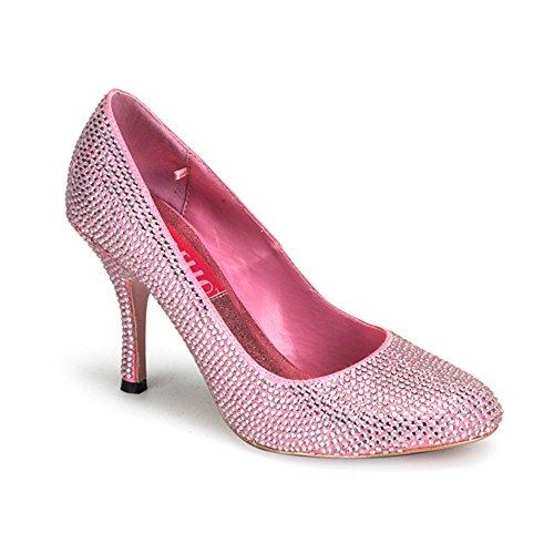Heels-Perfect - Zapatos de vestir para mujer rosa rosa rosa - Pink (Babypink)