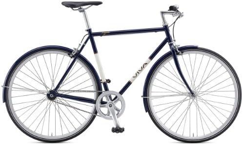 Viva Legato 1 Bicicleta, 700c Ruedas, Hombre Bicicleta, Azul, 53cm ...