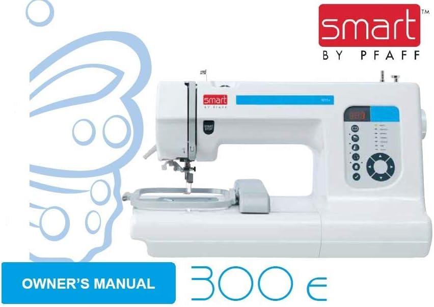 Descargar Pdf-File Pfaff Smart 300 máquina de coser: Amazon.es: Hogar