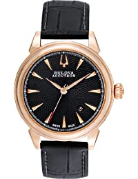 Men's Bulova Accutron Gemini Watch