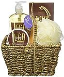 Aromanice Eco Purity Bath Set In Basket