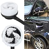 SLB Works Brand New Universal Car Auto Automatic Rotation Pressure Washer Rotary Brush Kit Tool New