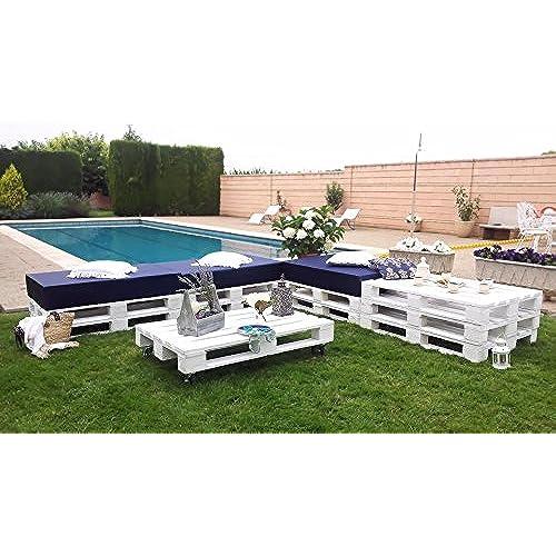 Muebles de palets for Amazon muebles terraza