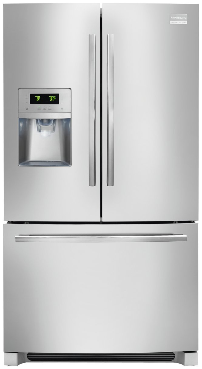 Frigidaire FPHB2899PFProfessional 27.7 Cu. Ft. Stainless Steel French Door Refrigerator - Energy Star