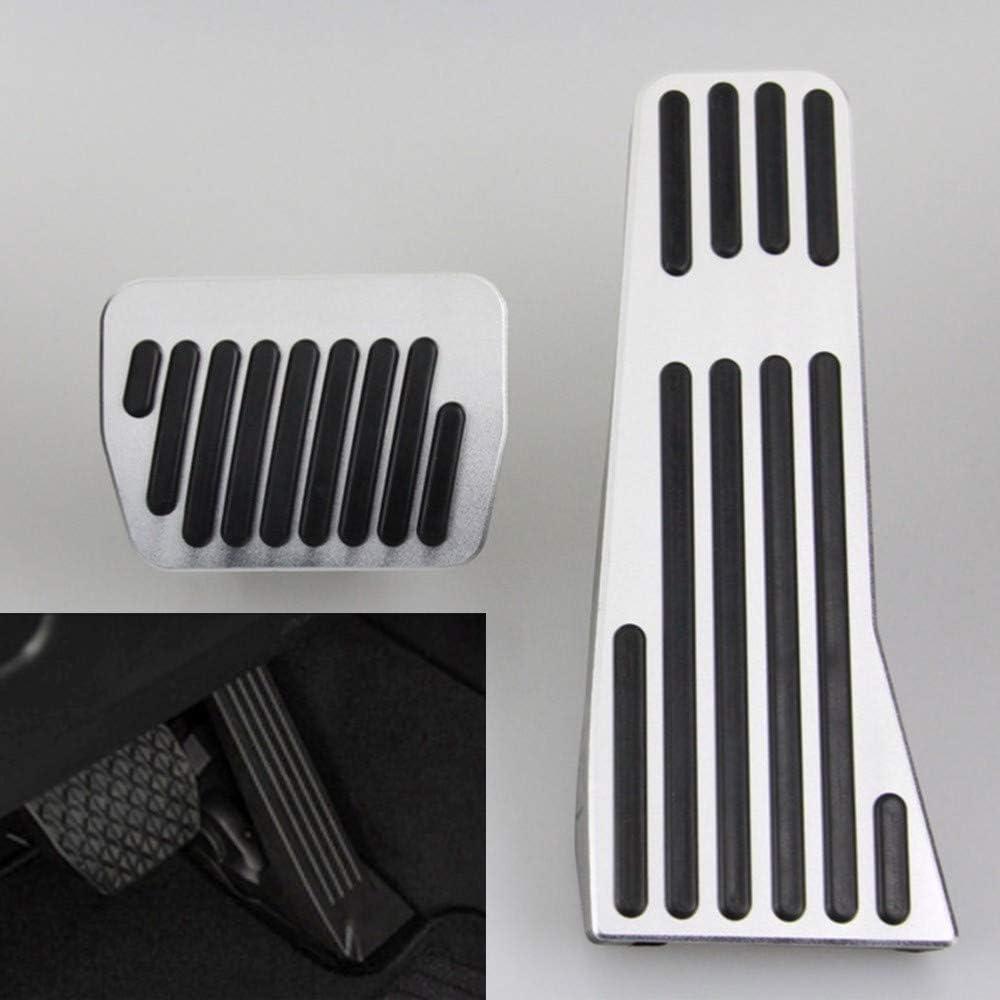 para Mazda 3 CX-30 2020 FLJKCT Kit de Pedal Cubierta de Pedal de Freno de Pedal de Acelerador de Aluminio