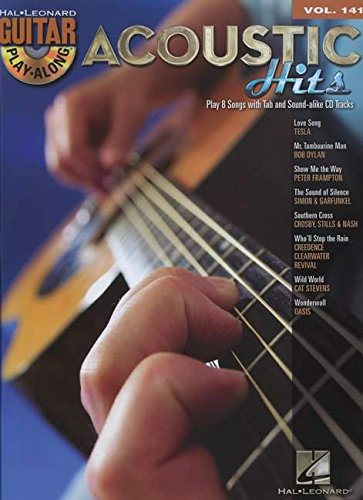 Acoustic Hits: Guitar Play-Along Volume 141